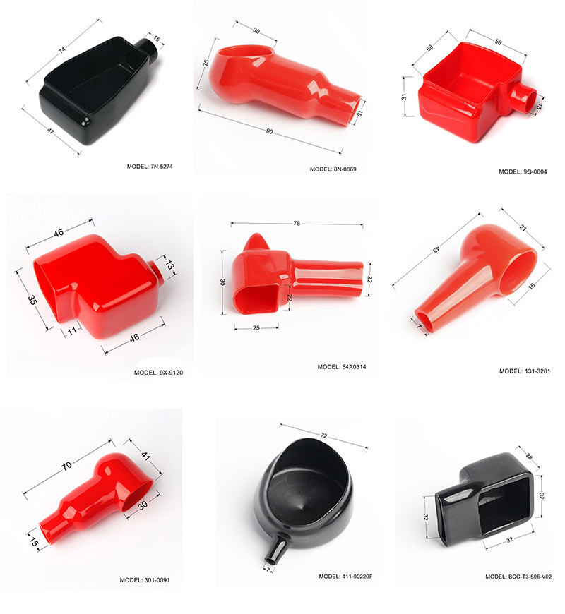 battery terminal cover,Battery terminal boot,Battery terminal cover,Cable terminal boot,Car battery terminal cover