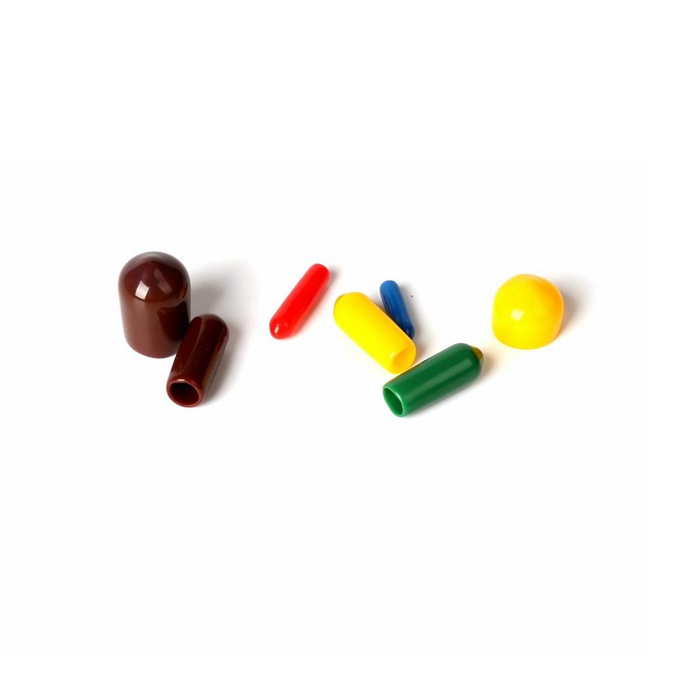 Round End Caps | Round Pipe Cap | Rubber PVC Cap | Rubber End Cap